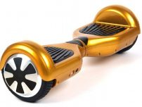 Trei intamplari incredibile cu hoverboarduri